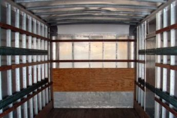 packing moving truck